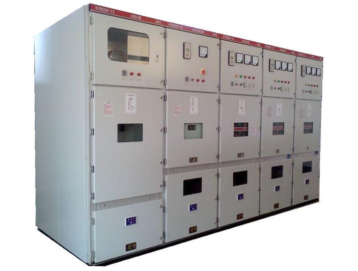 网联KYN28-12铠装移开式交流金属封闭开关设备