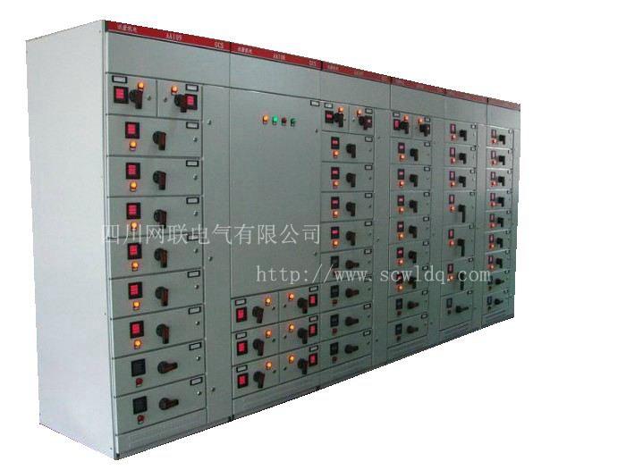 网联电气低压GCS抽屉柜
