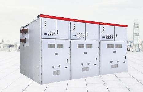 kyn61-40.5/2500-31.5 35kv中置式开关柜