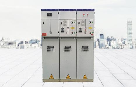 落地式高压充气式开关柜SF6-630
