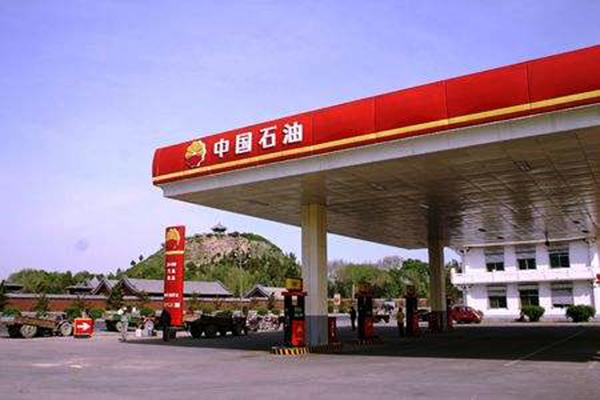 网联电气-中石油仓山加油站