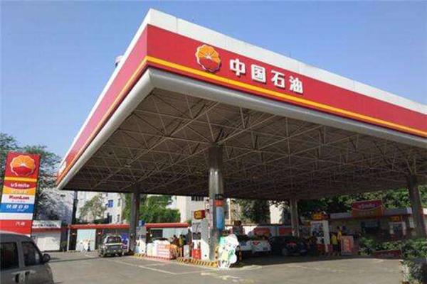 网联电气-中石油泰南加油站