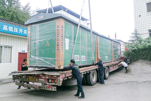 网联电气-西藏圣吉建筑项目